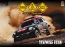 Blok rysunkowy A3 20 kartek 140g Dakar