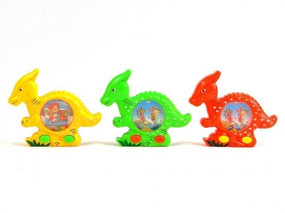 Gra wodna Dino 13x12x2 cm