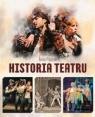 Historia teatru (Uszkodzona okładka)