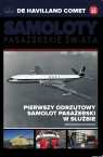 Samoloty pasażerskie świata 25 De Havillant Comet