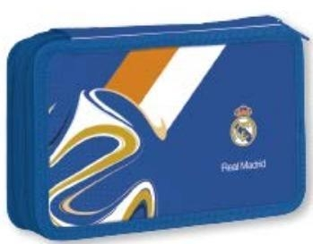 Piórnik podwójny 2BW Real Madrid ASTRA
