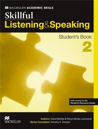 Skillful 2 Listening & Speaking SB + Digibook praca zbiorowa