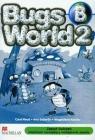 Bugs World 2B Zeszyt ćwiczeń stopniowo rozwijający umiejętność pisania