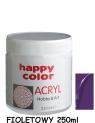 Farba akrylowa 250ml fioletowy (7370 0250-6)