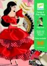 Zestaw artystyczny Flamenco (DJ08674)