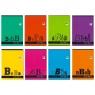 Zeszyt A5/32 kartkowy w kolorowe linie