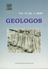 Geologos vol. 14 nr 1 2008