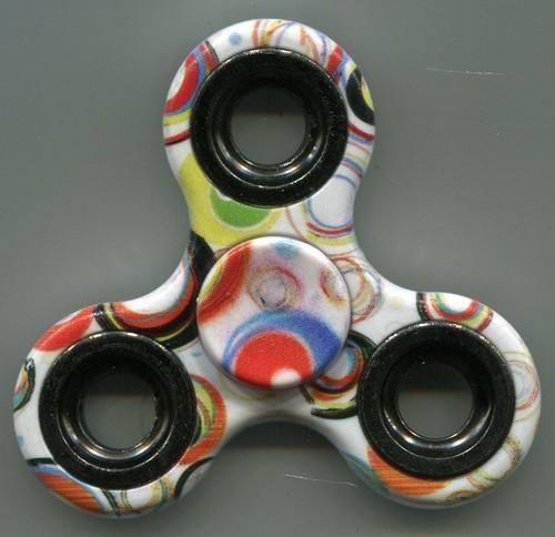 Hand spinner kolorowy (1000974)