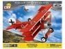 Cobi: Mała Armia. Fokker Dr.1 Red Baron - niemiecki samolot myśliwski - 2974