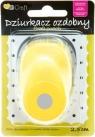 Dziurkacz ozdobny/kreatywny 2,5cm - koło 3 (JCDZ-110-114)