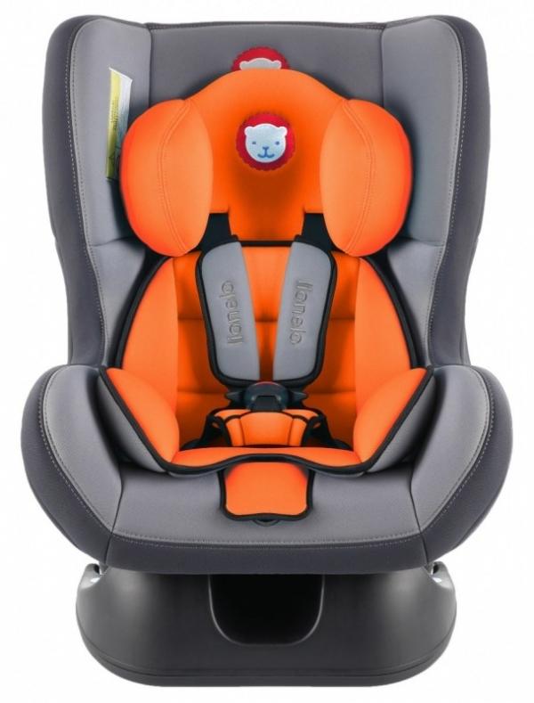 Fotelik 0-18 kg Liam Color Orange (51747)