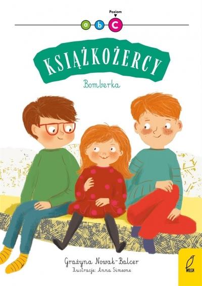 Książkożercy. Bomberka Grażyna Nowak-Balcer