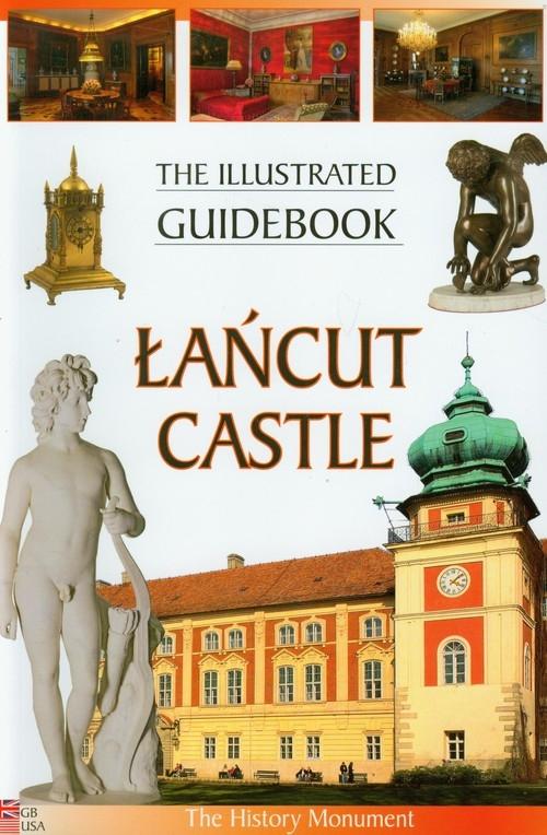 Zamek Łańcut Przewodnik ilustrowany wersja angielska