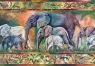 Puzzle 1000 Copy of Parade of Elephants (102747)