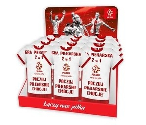 Karty PZPN Gra piłkarska 2w1 Poczuj piłkarskie emocje! (1289001162)