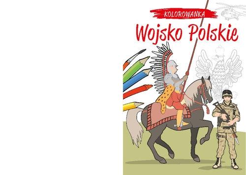 Kolorowanka Polskie wojsko Kiełbasiński Krzysztof