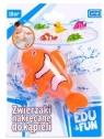 Zabawka do wody Pomarańczowa Rybka Edu&Fun