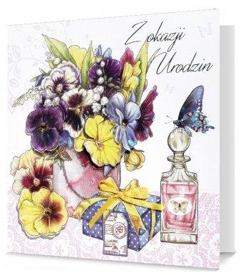 Karnet kw urodziny  HM-200-1521