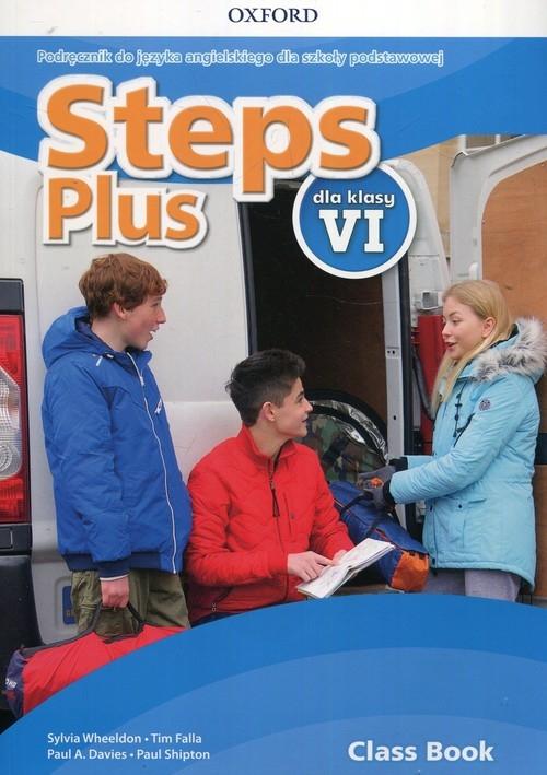 Steps Plus 6 Podręcznik + CD Wheeldon Sylvia, Falla Tim, Davies Paul A.