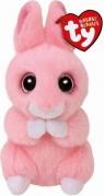 Maskotka Beanie Boos Jasper - różowy królik 11 cm (TY 36874)