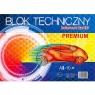 Blok techniczny Protos A3/10k - kolorowy (341084)