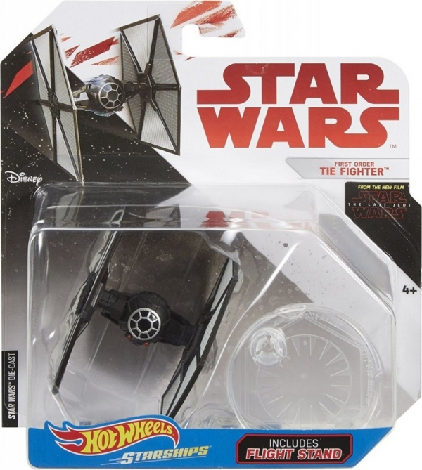 Star Wars First Order Tie Fighter (FBB03/FBB28)
