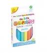 Plastelina 100g 6 kolorów pastelowa
