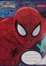Zeszyt A5 Spider-Man w kratkę 32 kartki mix