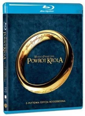 Władca Pierścieni Powrót Króla - Edycja Rozszerzona (2 Blu-Ray)