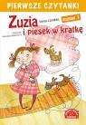 Pierwsze czytanki Zuzia i piesek w kratkę (poziom 3) Landau Irena