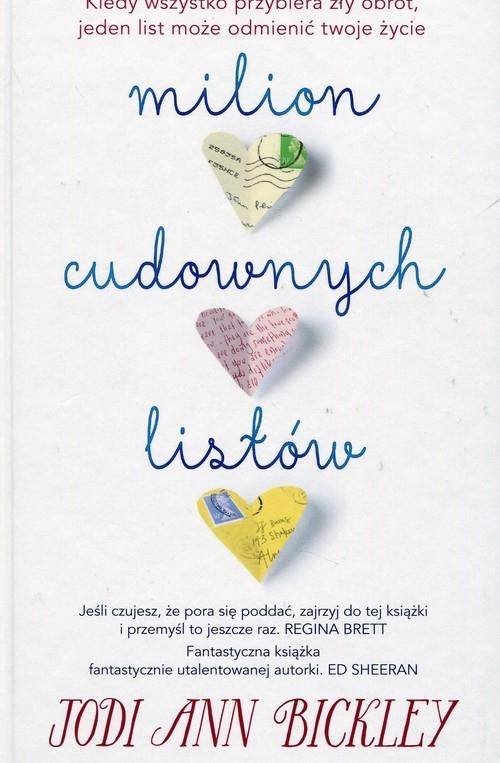 Milion cudownych listów Bickley Jodi Ann