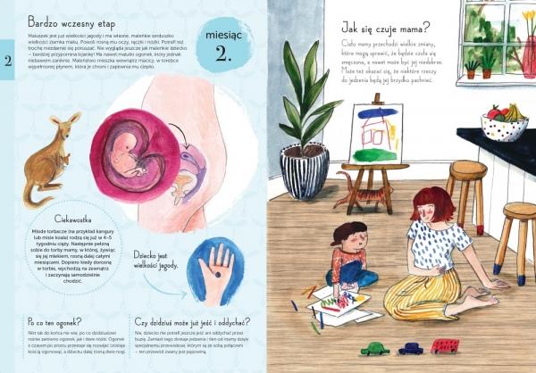 9 miesięcy. Od zarodka do noworodka praca zbiorowa