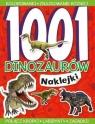 1001 dinozaurów Naklejki praca zbiorowa