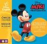 Ćwiczę i koloruję z naklejkami z Mikim - Disney English Agnieszka Pycz