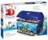 Puzzle 3D 216: Szkatułka podwodny świat (111749) Wiek: 8+