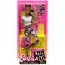 Lalka Barbie Made to Move: Brunetka z kucykiem (FTG80/FTG83)