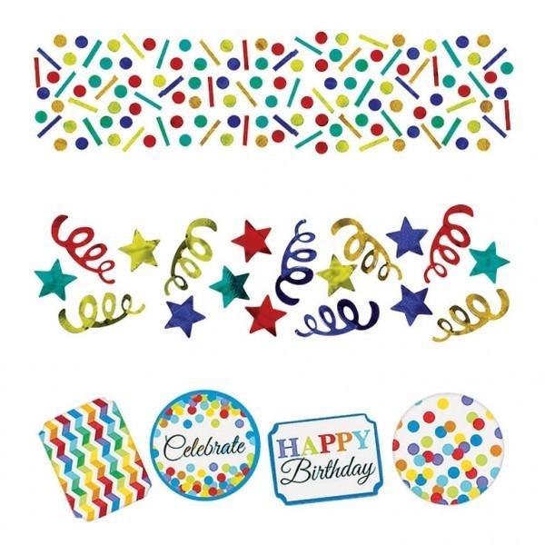 Konfetti Wspaniałe Urodziny (360184)