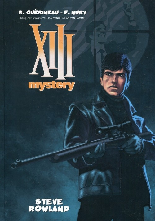 XIII Mystery 5 Steve Rowland Guerineau R., Nury F.