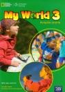 My World 3 Język angielski Książka ucznia
