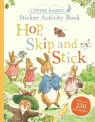 Peter Rabbit Hop Skip Stick Sticker Activity