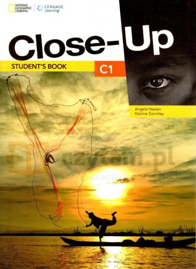 Close-Up C1 Student's Book +DVD Angela Hea;an, Katrina Gormley