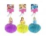 Breloczek pompon - Księżniczki Disneya