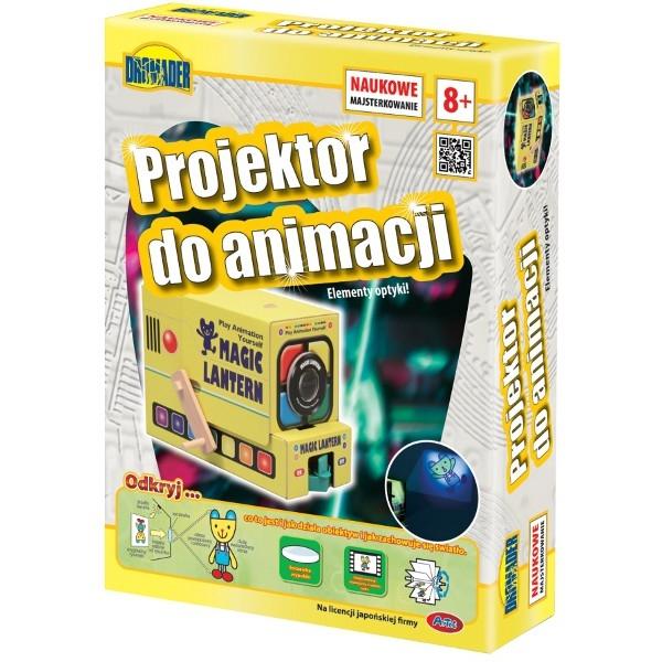 DROMADER ArTec Projektor Do Animacji (00374)