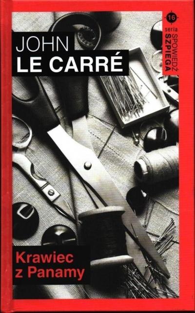 Spowiedź szpiega T.16 Krawiec z Panamy John Le Carre