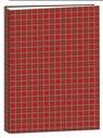 BrulionN A5 w kratkę 192 kartki szkocka krata