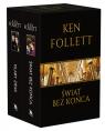 Pakiet. Filary Ziemi / Świat bez końca Ken Follett