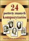 24 portrety znanych kompozytorów Teczka