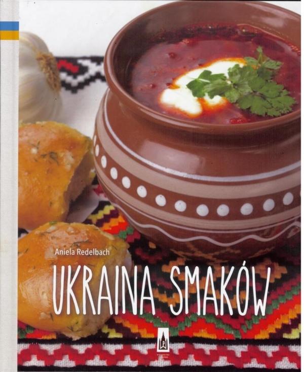 Ukraina smaków Redelbach Aniela