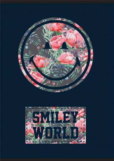 Zeszyt do słówek A6/40K Smiley (10szt)