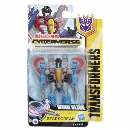Figurka Transformers Action Attacers Starscream (E1883/E1894)